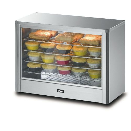 Lincat Seal LPW/LR Slimline Pie Heated Cabinet